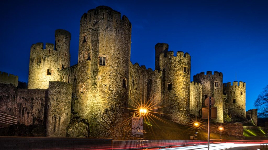 the castle hotel and restaurant conwy north wales