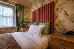 Bedroom 102 detail