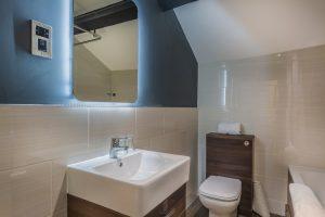 Castle 302 Loft bathroom