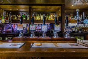 Castle Bar Beer Pumps Ale