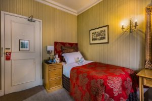 Castle Bedroom 114 Club Single