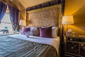 Castle Bedroom Deluxe Suite 2