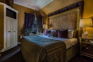 Castle Bedroom Deluxe Suite
