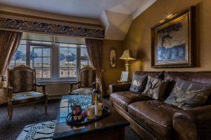 Castle Bedroom Deluxe Suite Sefating